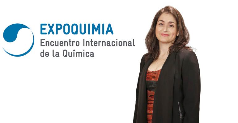 Entrevista a Pilar Navarro, directora de Expoquimia