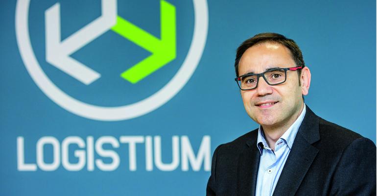 Entrevista a Gonzalo Rodríguez, director general de Logistium (Grupo Suez)