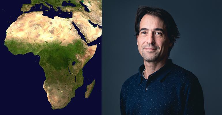 Entrevista a Guillermo Gallego, key account manager para África de Idrica