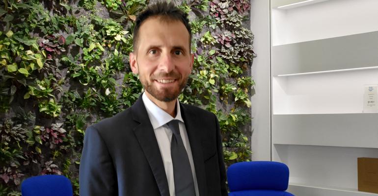 Entrevista a Iago Vázquez, country manager de Idrica en Arabia Saudí