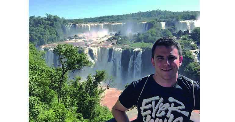 Entrevista a Iván Gabriel Martín, consultor de Enertis Applus+ y premio IIAMA al mejor Trabajo Académico en Ingeniería del Agua