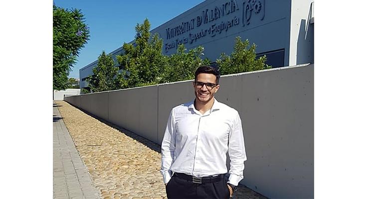 Entrevista a Miguel Alejandro Pérez Tortolo, premio Cátedra DAM
