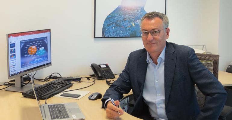 Entrevista a Patrick Fabre, director general de Lacroix Group en España