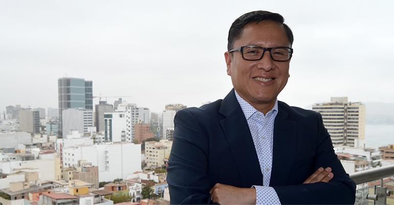 Entrevista a Renzo Toledo, country manager de Idrica en Perú