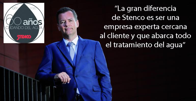 Entrevista a Sergi Martí, director general de Stenco