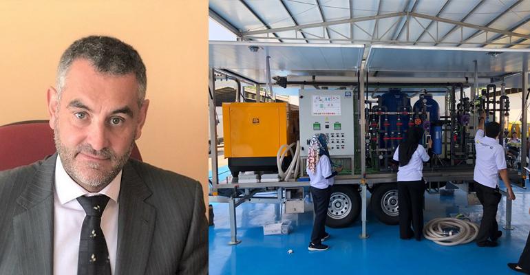 Entrevista a Antonio García Panadero, director internacional de SETA