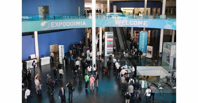 Expoquimia 2021 mostrará los materiales más innovadores para la industria química