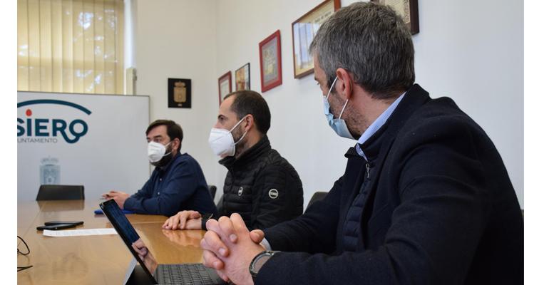 Facsa y el Ayuntamiento de Siero instalan una nueva red de contadores de telelectura de consumo de agua en el municipio
