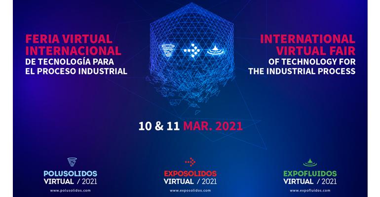 Cuenta atrás para la Feria Virtual Internacional de Tecnología para el Proceso Industrial