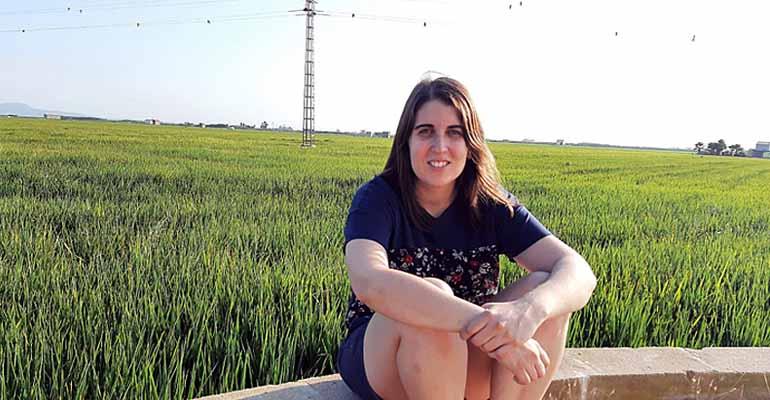 Cristina Puentes, del departamento de Ingeniería del Agua del Grupo TYPSA.