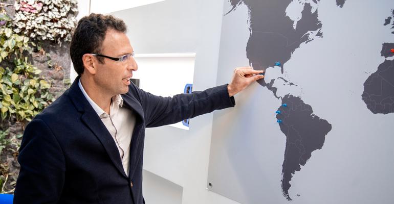 Jaime Barba, CEO de Idrica