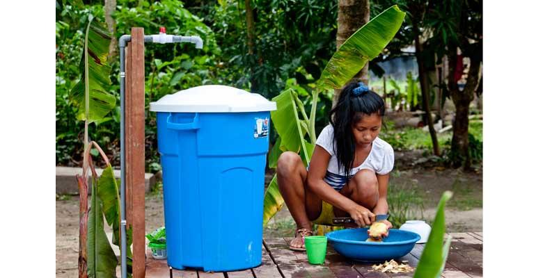 Acceso al agua en la Amazonía peruana