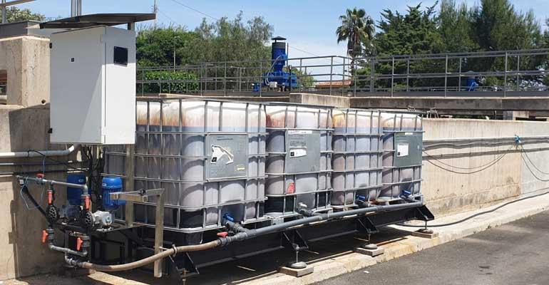 Global Omnium y Egevasa implantan una nueva tecnología basada en coagulantes naturales para el tratamiento de aguas residuales gracias al proyecto Life Newest