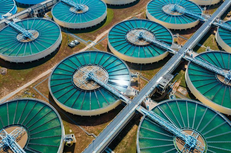 Estación depuradora de aguas residuales y el reto de la digitalización