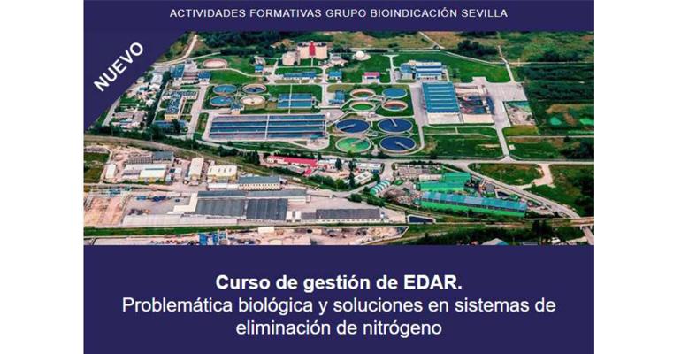 GBS lanza un nuevo curso de gestión de EDAR dedicado a la problemática biológica y soluciones en sistemas de eliminación de nitrógeno