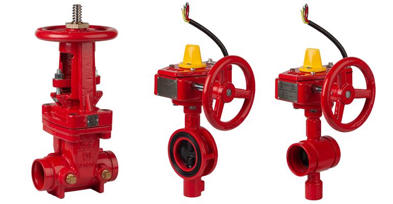 Genebre: Válvulas para instalaciones fijas contraincendios