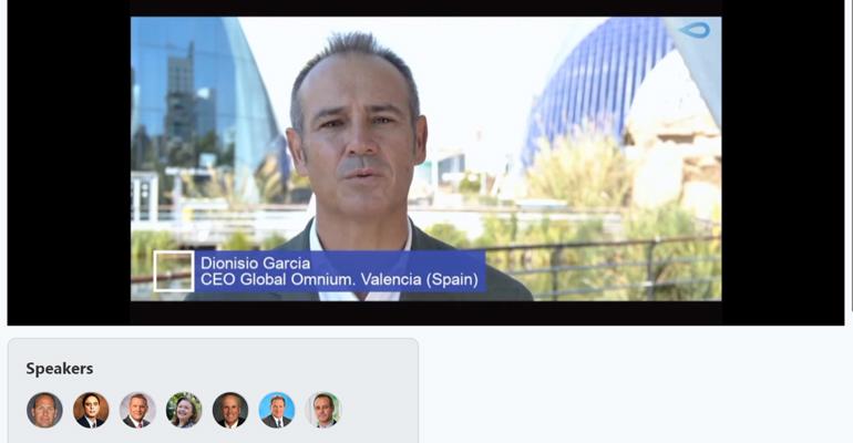 De Valencia a Estados Unidos: Global Omnium lleva su apuesta por la transformación digital ante las empresas tecnológicas de agua americanas