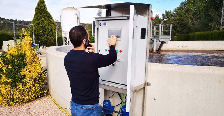Global Omnium desarrolla una tecnología para eliminar el fósforo en el agua