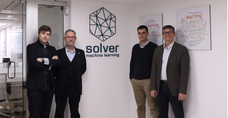Global Omnium invierte en la startup valenciana Solver Machine Learning