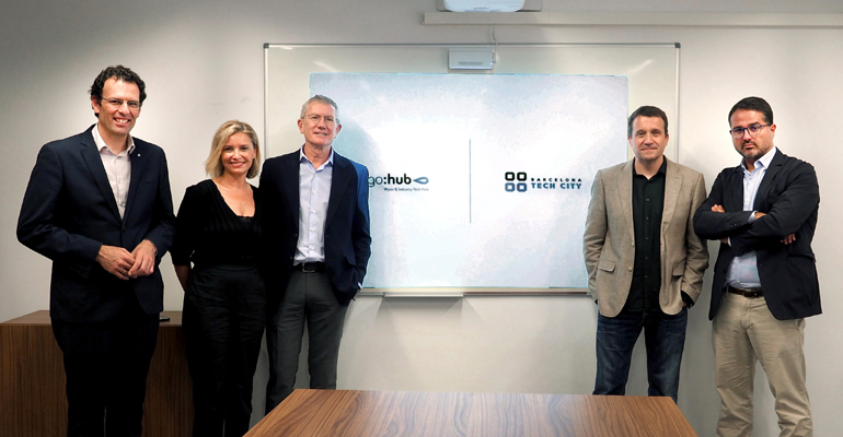 GoHub de Global Omnium abre en Barcelona su tercera sede en España