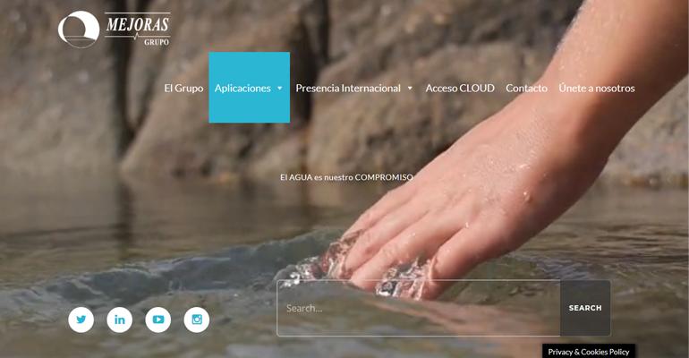 Grupo Mejoras estrena nuevo portal de acceso web