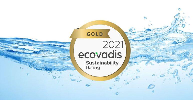 Hach recibe la medalla de oro en sostenibilidad de la mano de EcoVadis