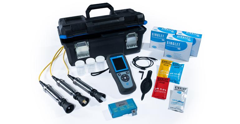Hach: Medidores portátiles electroquímicos para campo