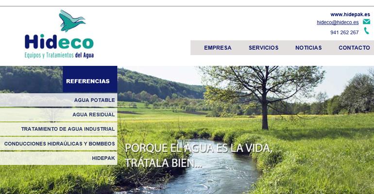 hideco-nueva-pagina-web-tratamiento-agua