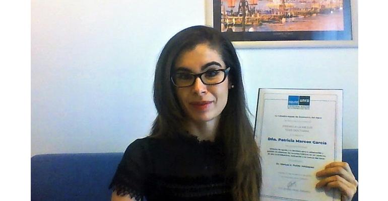Una investigación del IIAMA sobre SAD en la cuenca del Júcar, premiada por la Cátedra Aquae de Economía del Agua