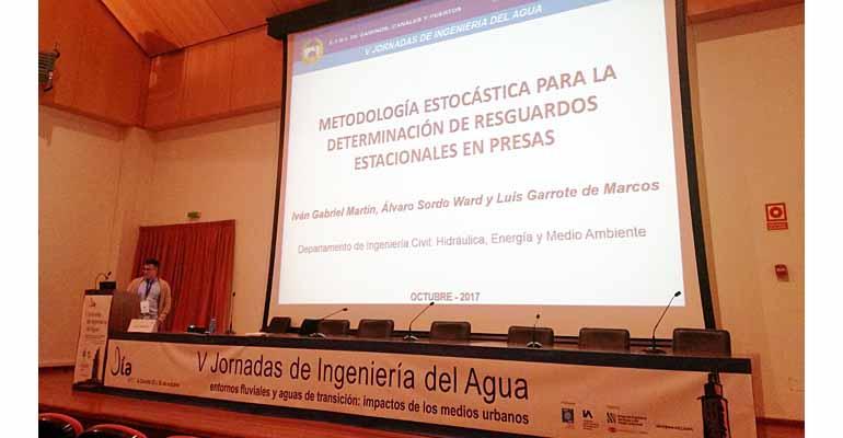 Una investigación sobre seguridad de presas y un estudio de contaminación del medio marino, ganadores de los Premios IIAMA