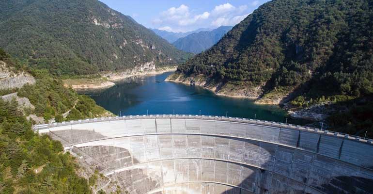 Una investigación del IIAMA apuesta por reforzar la resiliencia de las presas ante el cambio climático