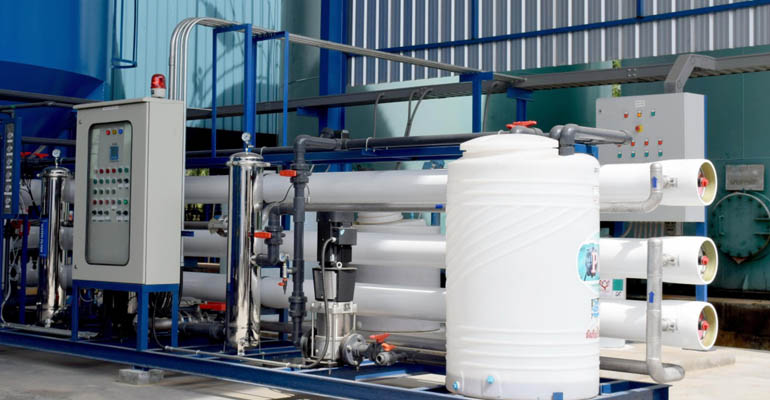 Imdea Agua trabaja en una técnica pionera para depurar aguas residuales salobres