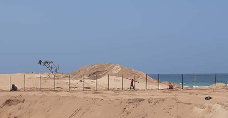 Incatema construirá un emisario submarino en el norte de Dakar