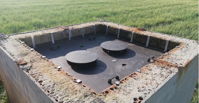Filtro antiolor con carbón activo: caso de Ciudad Real