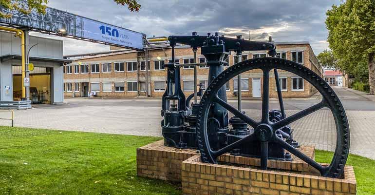 KSB cumple 150 años