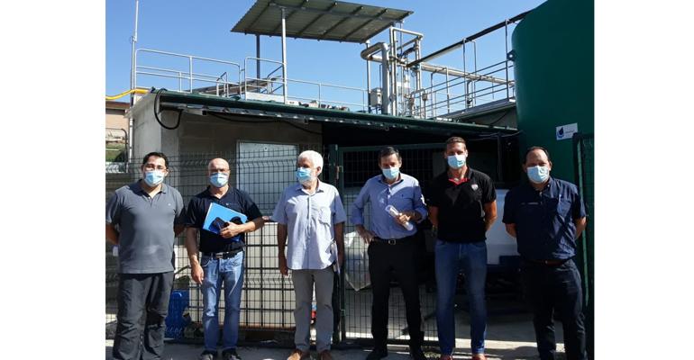 El Lequia participa en el desarrollo de un nuevo proceso de recuperación de estruvita potásica