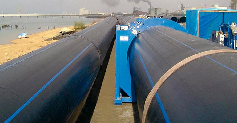 Llabería Group aumenta su negocio a raíz de la creciente demanda de tuberías de polietileno