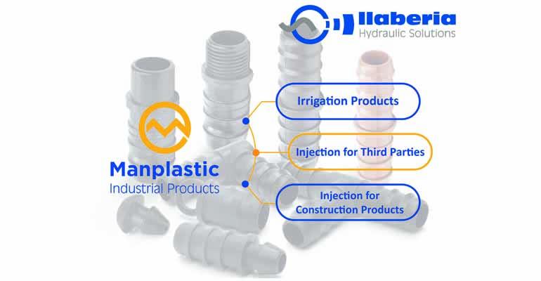 Llaberia Group presenta en Smagua su nueva marca de fabricación Manplastic