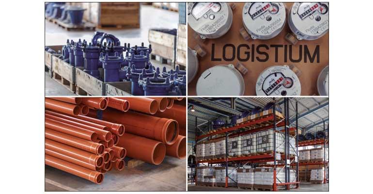 Logistium avanza en la robotización de procesos de la logística del ciclo integral del agua