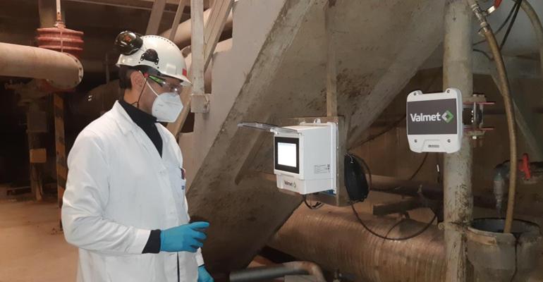 Mejoras Enérgeticas optimiza la línea de fangos de la EDAR La Cartuja de Zaragoza con un monitor de sólidos totales