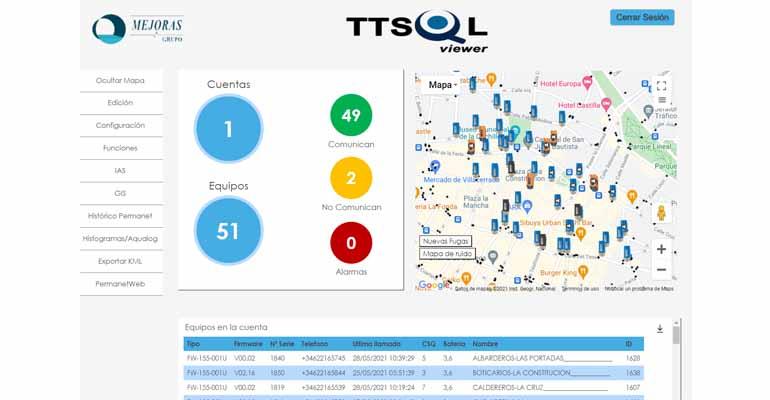 Mejoras Energéticas: TTSQL, el valor de los datos
