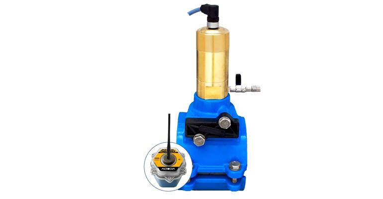 Microcom: Sistema de medición de cloro en línea