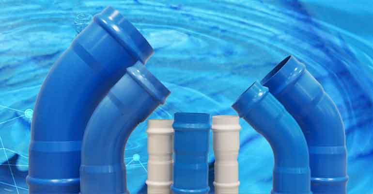 Molecor: Nuevos diámetros para los accesorios de PVC-O