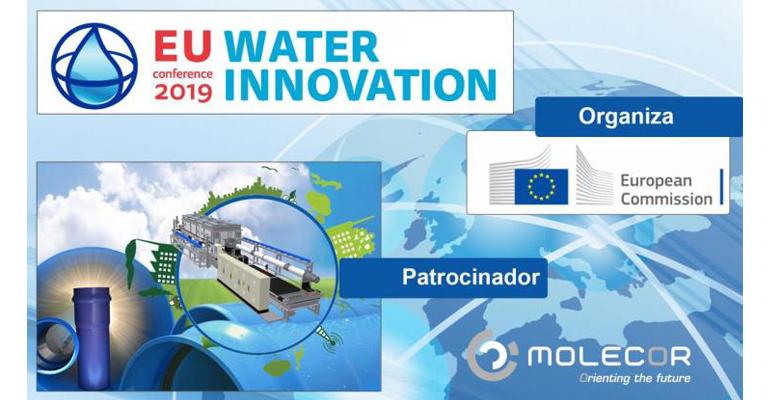 molecor-patrocina-conferencia-europea-innovacion-agua-zaragoza