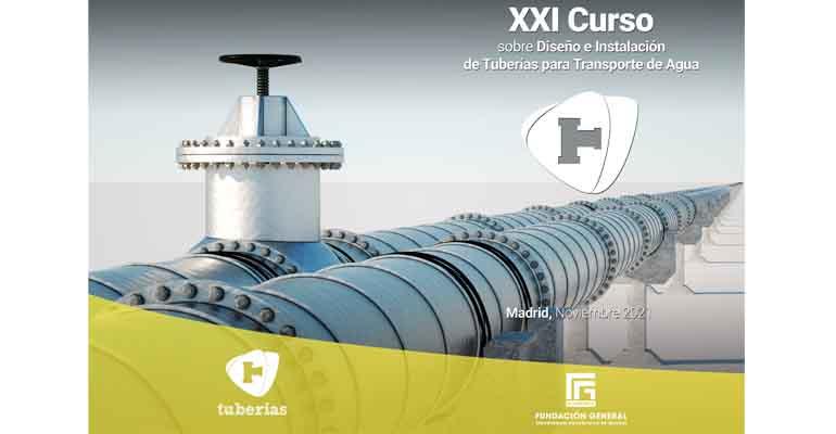Primus Line estará presente en la próxima edición del curso sobre diseño e instalación de tuberías