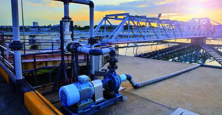 Tecnología de soplante para el tratamiento de aguas residuales