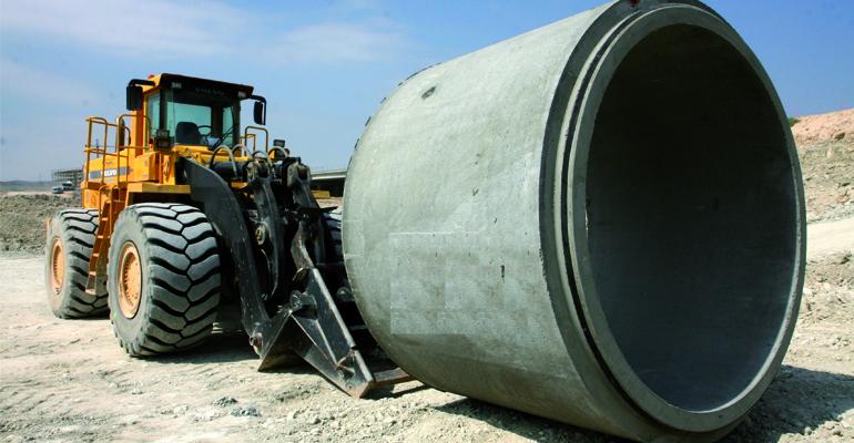 Canalizaciones prefabricadas de hormigón: una nueva visión desde su contribución a la sostenibilidad