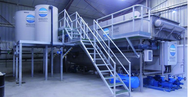 Sistemas de flotación avanzados: integración con la industria 4.0