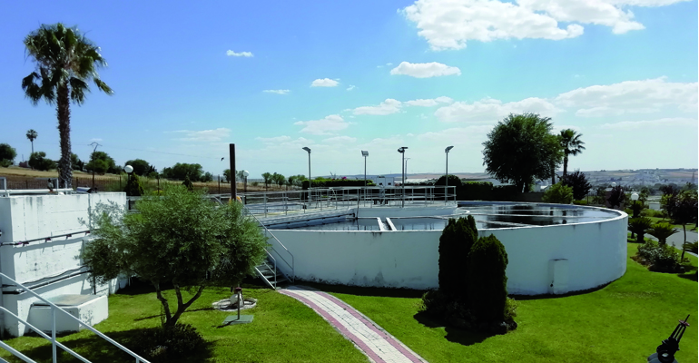 Telecontrol de las infraestructuras y control de la calidad de las aguas en la zona de Écija y Retortillo