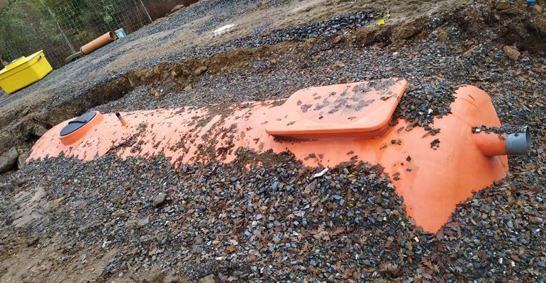 Remosa: Estación depuradora ecológica de oxidación total